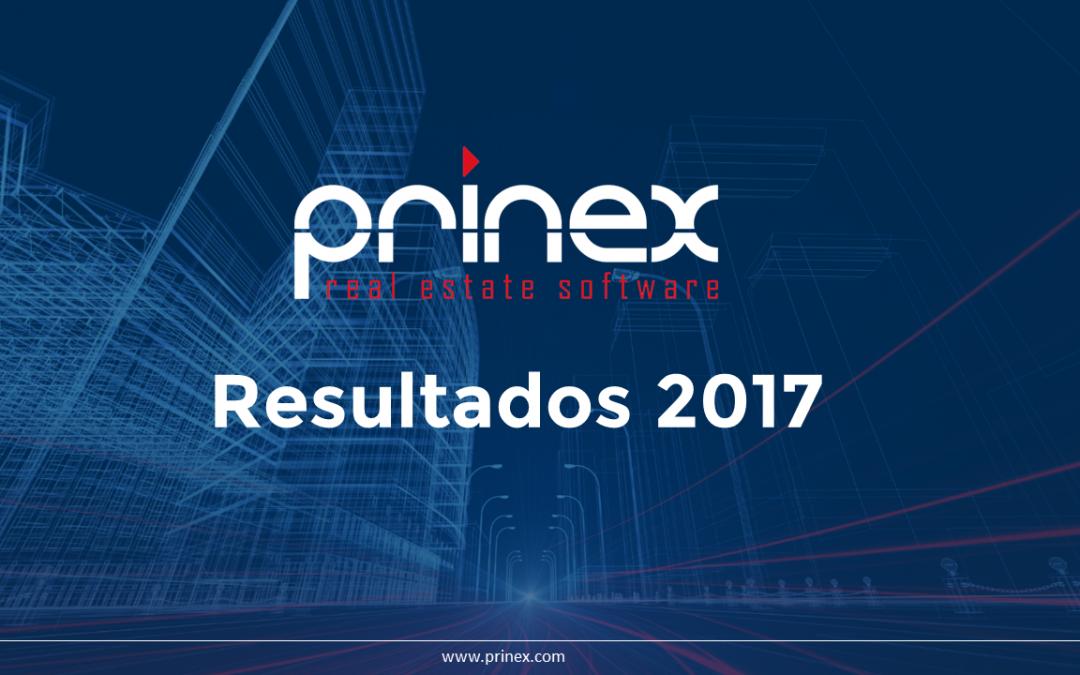 Prinex incrementa sus ingresos un 6%  y cierra 2017 con una facturación que supera los 7 millones de euros