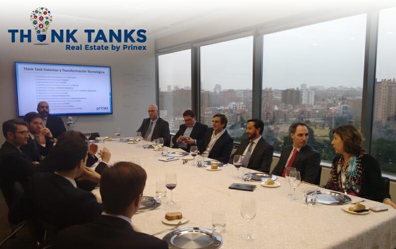 Think Tank: Sistemas de Información y Transformación Tecnológica · 23 de febrero de 2017