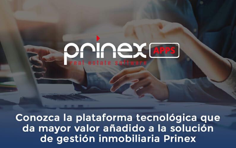 Webinar lanzamiento Prinex APPS
