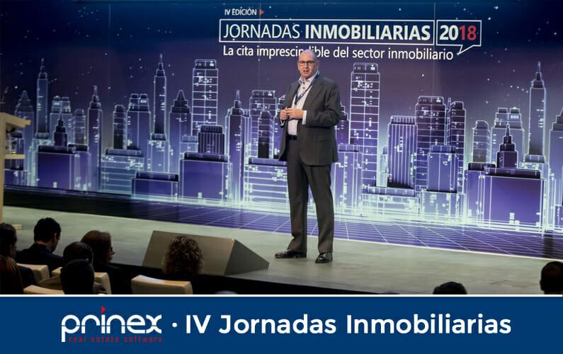 Celebración IV Edición Jornadas Inmobiliarias Prinex, en Madrid y Barcelona