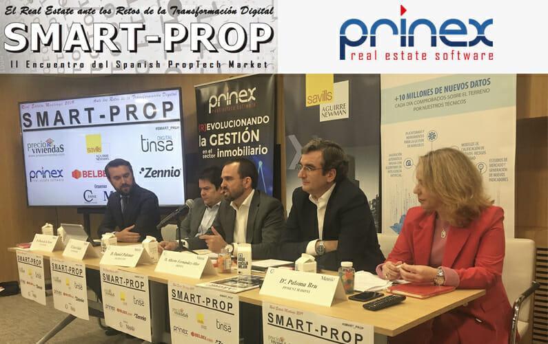 Prinex en Smart-Prop 2019
