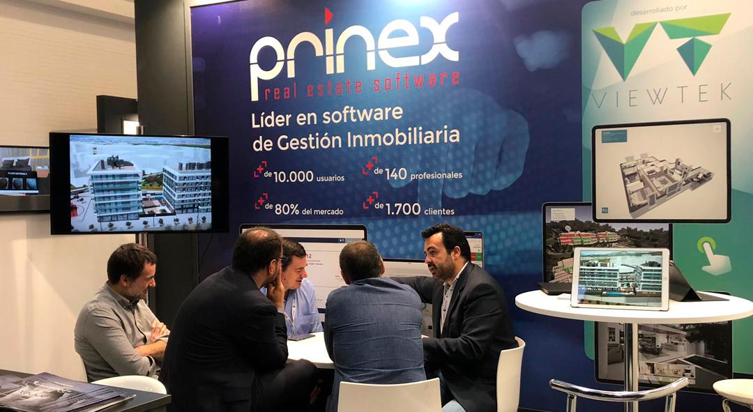 Prinex, en Barcelona Meeting Point 2019: Retos, necesidades y propuestas del sector inmobiliario