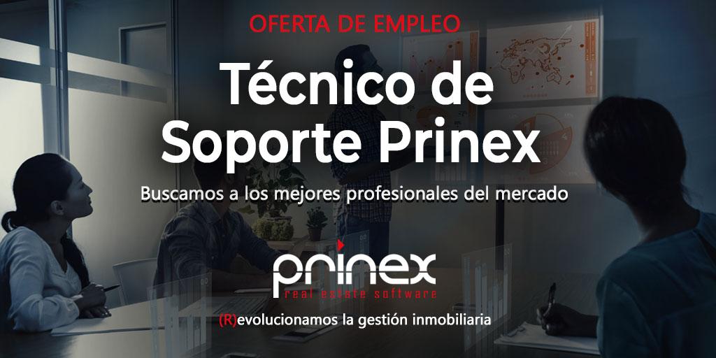 Técnico de Soporte Prinex