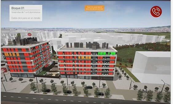comercialización digital de vivienda