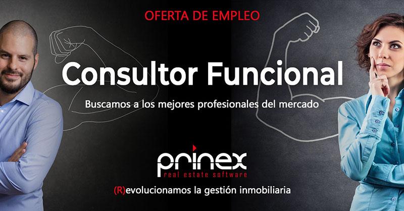 Consultor Funcional Prinex
