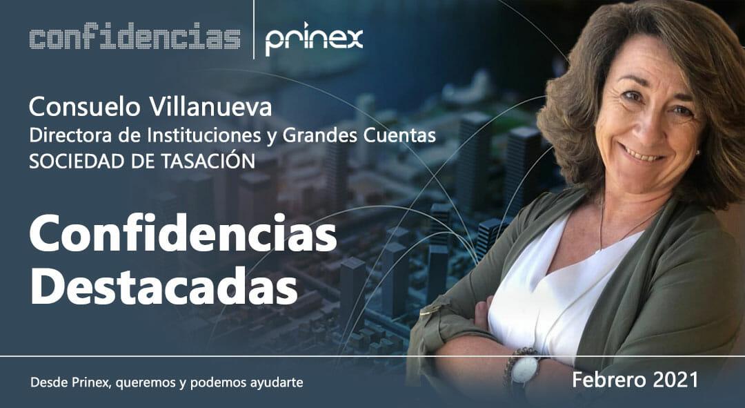 La tasación inmobiliaria en pandemia, con Consuelo Villanueva
