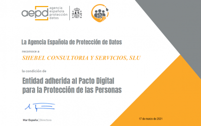 Protección de datos y digitalización en el Real Estate