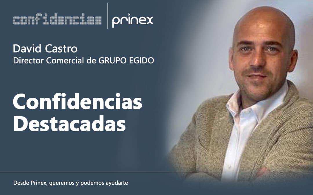 David Castro y las estrategias de venta de vivienda, en Confidencias Prinex