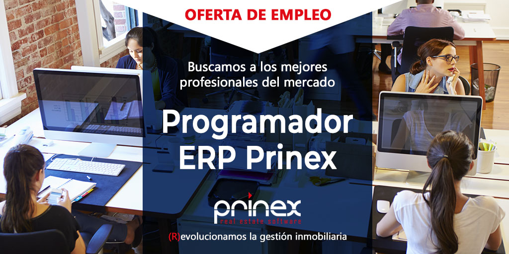 Programador ERP Prinex