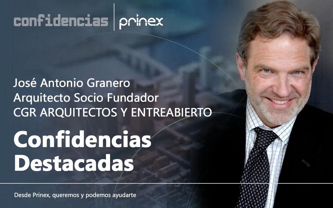Regeneración urbana y fondos Next Gen: José Antonio Granero